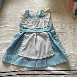 Custom Alice in Wonderland Costume